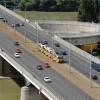 Hétvégén mossák az Árpád hidat, korlátozások várhatók