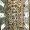 Új fényt és új klímát kap a Sixtus-kápolna – Korlátozzák a látogatók számát