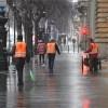 Több megyére és a fővárosra is figyelmeztetést adtak ki az ónos eső miatt