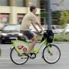 Elloptak egy BuBi-kerékpárt