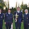 A Generációk Országos Találkozóján díjat kapott a Budaörsi Rendőrkapitányság is