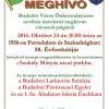 Október 23-ai ünnepség Budaörsön