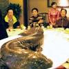 Botrány lett a szalamandravacsorából Dél-Kínában