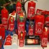 Tűzoltókészülékek ezrei várnak még cserére