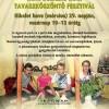 Tavaszköszöntő családi hétvége a Régészeti Múzeumban és a Csiki Pihenőkertben