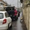 Autóba tuszkoltak egy nőt a fővárosban