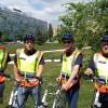 A Közlekedési Kultúra Napján a budaörsi polgárőrök is ott voltak