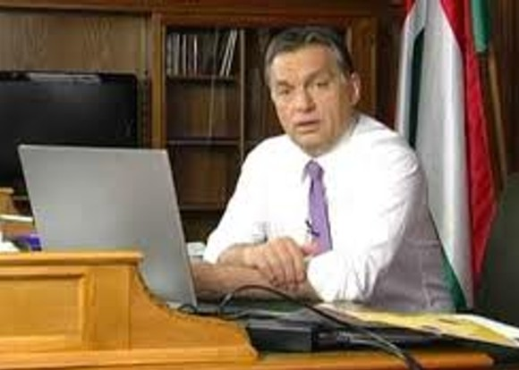 Orbán Viktor a Facebookon