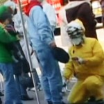 Japán radioaktív mérés