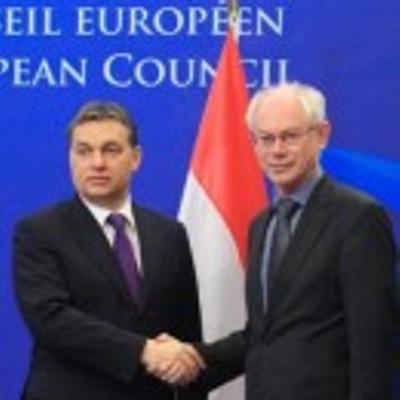 Orbán és Van Rompuy