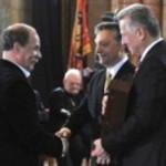 díjátadások a Parlamentben 2011 március 15.