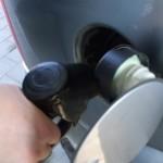 tankolás, benzin