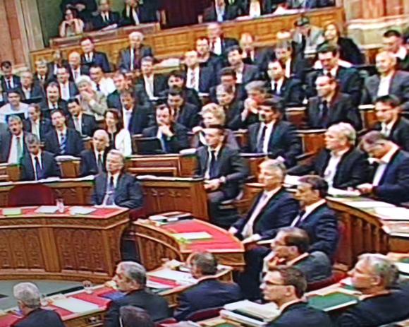 Parlament_ules