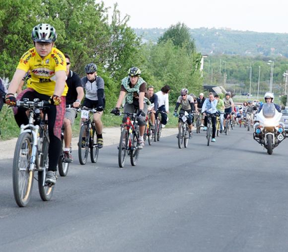 Budaörs-bicikli_kerékpáros_felvonulás