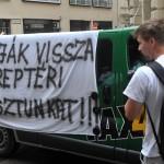 taxis_demonstracio_Budapest