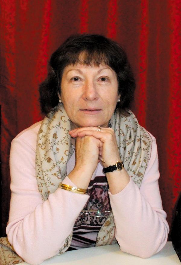 Kapocsi Judit, a Nagymama meséi szerzője