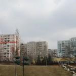 A budaörsi lakótelep épületei