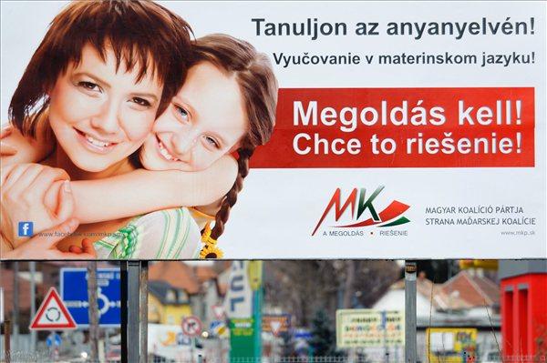 Szlovakia_valasztasi_plakatok_MKP