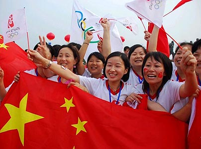 kinai_emberek_nok_olimpia