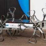 A magyar Puli holdjáró egyik prototípusa a MARS2013 szimuláción