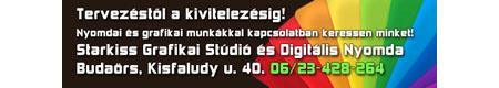 Starkiss Grafikai Stúdió és Digitális Nyomda