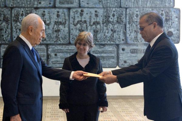 Mikronezia_Izrael_nagykovet_sziget