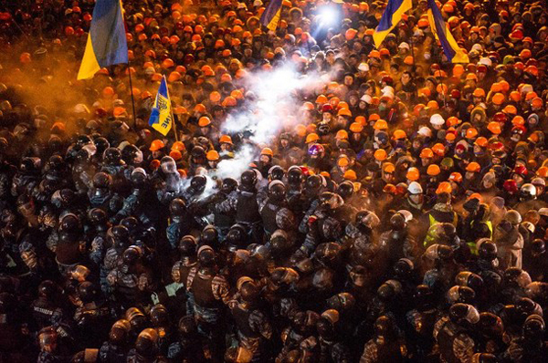 TOPSHOTS-UKRAINE-UNREST