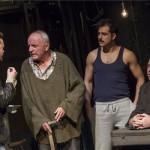 Géczi Zoltán (b) Lenny, Lukáts Andor (b2) Max, Nagy Dániel Viktor (j2) Joey és Ilyés Róbert (j) Teddy szerepében