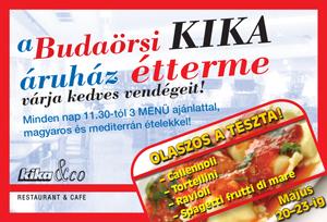 Budaörsi KIKA Étterme