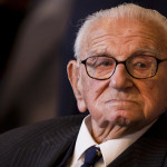 Sir Nicholas Winton receives Order of the White Lion