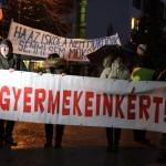 A budaörsi demonstráció