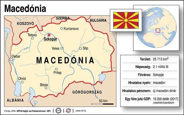 macedonia_terkep_adatok_2018