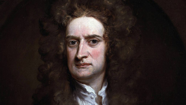 Godfrey Kneller  English school Sir Isaac Newton, English physicist, mathematician, astronomer, philosopher World History Archive Sir Isaac Newton (1642-1727)