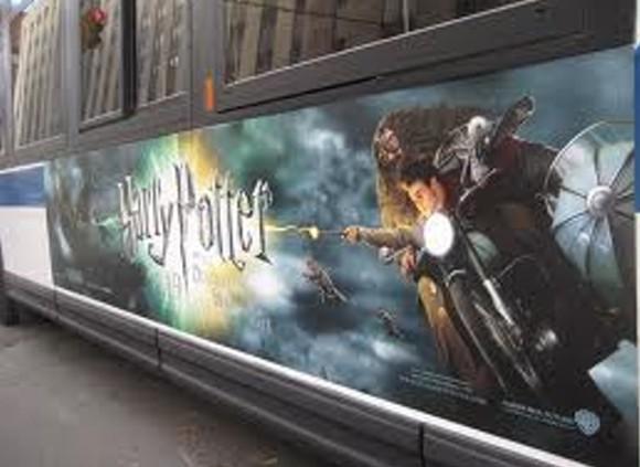 Harry Potter busztúra