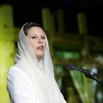 Aisha Kadhafi, daughter of Libyan leader