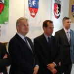 Semjén Zsolt;  Sógor Csaba; Tõkés László