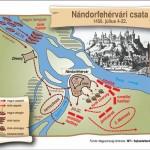 Nandorfehervari_csata_1456. julius