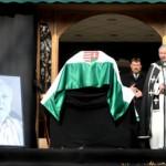 Albert Flórián temetése