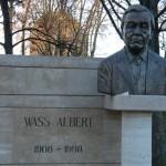 Wass_Albert_szobor_Zalaegerszeg