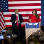 donald_trump_Melania_Trump_usa_2016