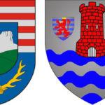 1_Budaors_Esch_coat_of_arms_cimerek