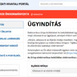 ugyinditas