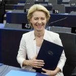 Ursula_von_der_Leyen_eu_bizottsag_uj_elnoke2_2019jul16